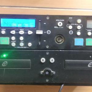 gemini διπλό cb player mp3