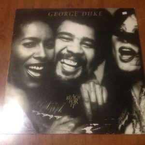 George Duke – Reach For It. Δίσκος Βινυλίου 1977 ( Jazz, Funk / Soul )