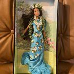 Barbie  ΠΡΙΓΚΗΠΙΣΣΑ  ΤΩΝ  ΝΗΣΙΩΝ ΤΟΥ ΕΙΡΗΝΙΚΟΥ (Princess of the Pacific Island )