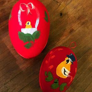 Αυγά Χειροποίητα Μεγάλα