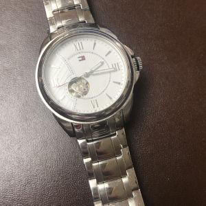 tommy hilfiger watch automatic