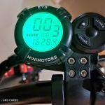 Kaabo Mantis Dual 2x1000w Ηλεκτρικό Πατίνι