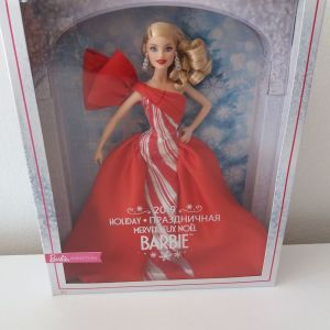BARRIE HOLIDAY(MATTEL)2019