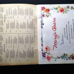 Ημερολόγιο Hallmark 1998
