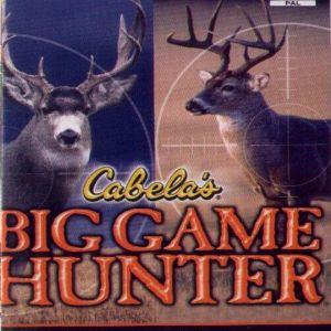 BIG GAME HUNTER - PS2