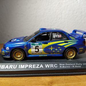 Subaru Impreza WRC sti 1/43