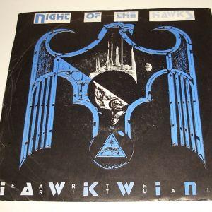 Hawkwind - Night Of The Hawks / Green Finned Demon (7ιντσο)
