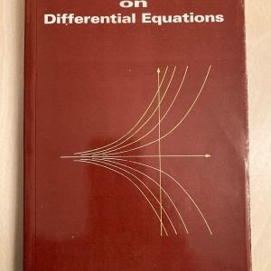 A Treatise on Differential Equations, A. R. Forsyth