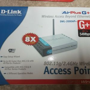 D-Link High Speed Wireless Access Point DWL 2000AP+