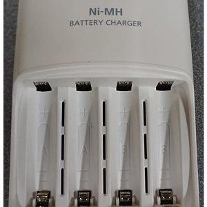 Sanyo NC-MQN06U Eneloop Ni-MH AA AAA battery charger φορτιστής