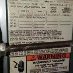 RUUD Επαγγελματικά κλιματιστικά Αεραγωγού ΚΩΔ.12