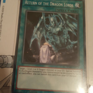 Return Of The Dragon Lords