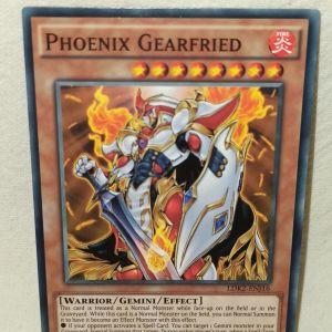 Phoenix Gearfried YuGiOh