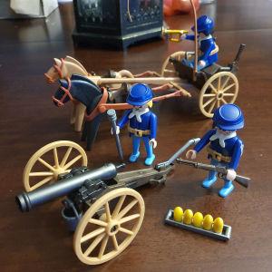 Πυροβολικό βορείων Playmobil 3279