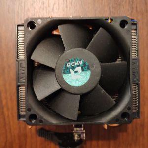 Εργοστασιακές ψύκτρες AMD