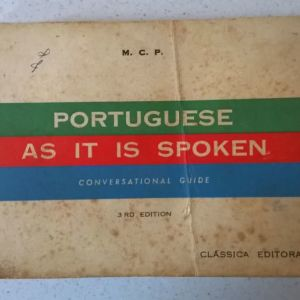 Portuguese as it is spoken