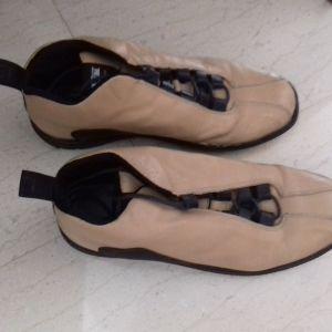 Παπούτσια δερμάτινα Νο 40
