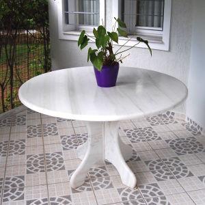 Τραπέζι Μαρμάρινο Κήπου Βεράντας Μεγάλο