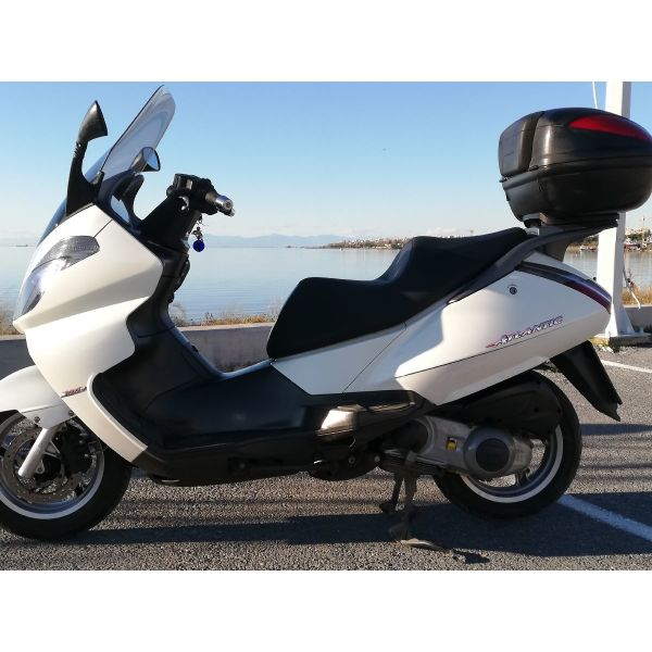 polisi Scooter