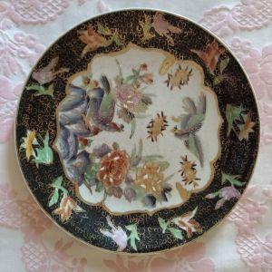 Πιάτο διακοσμητικό με ασιατικό μοτίβο