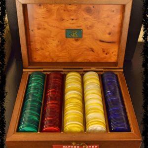 Μάρκες πόκερ Modiano