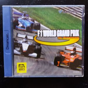 Dreamcast F1 game