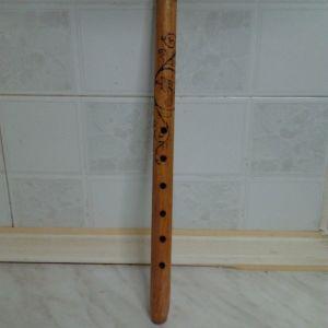 Φλογέρα ξύλινη παραδοσιακή