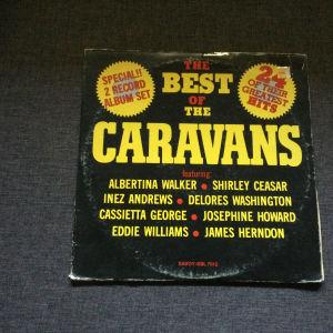 The Caravans - The best of the Caravans (2LP)