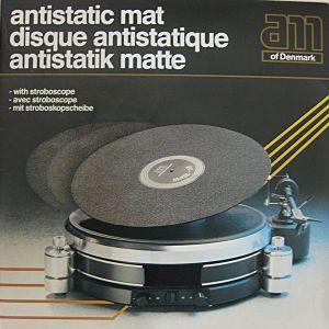 ANTISTATIC MAT BLACK