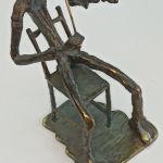 μπρούτζινο άγαλμα