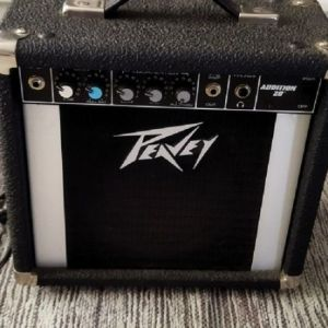 Peavey audition 20 guitar amp made in u.s.a