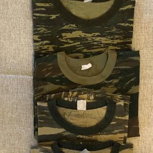 Στρατιωτικά ρούχα παραλλαγή για νεοσύλλεκτους Στρατού Ξηράς