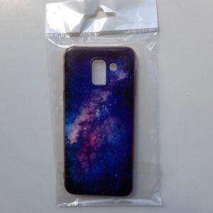 Back Cover Σιλικόνης με Σχέδιο θηκη Για Samsung Galaxy J6 2018