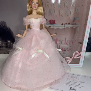 Barbie Birthday Wishes