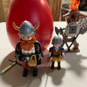 Playmobil viking
