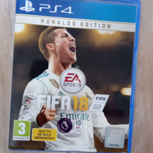 Fifa 2018 Ronaldo Edition ps4
