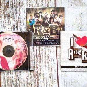 CD 3 Τεμ. Ξενα τραγουδια.