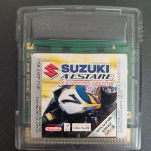 Gameboy Suzuki Alstare Extreme Racing