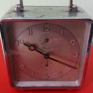 Retro Επιτραπέζιο Ρολόι Γνήσιο Δεκαετίας 50
