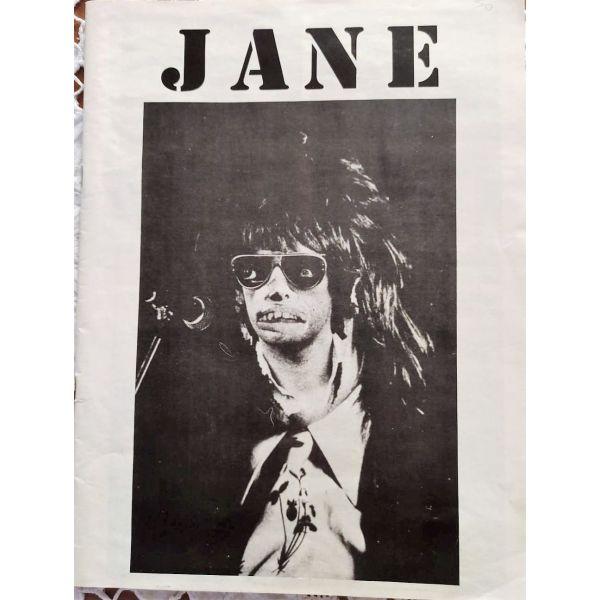 periodiko JANE, sillektiko tou 1981