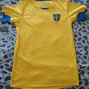 Εμφάνιση εθνικής Σουηδίας