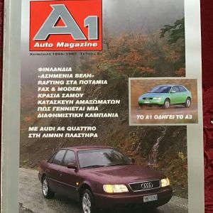 A1 AUTO MAGAZINE