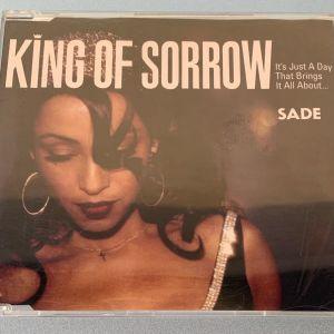 Sade - King of sorrow 4-trk cd single