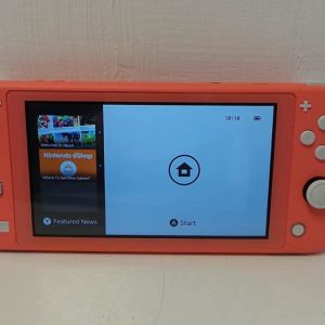 Nintendo switch lite (Coral)