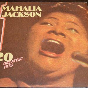 Mahalia Jackson - 20 Greatest Hits (1983)