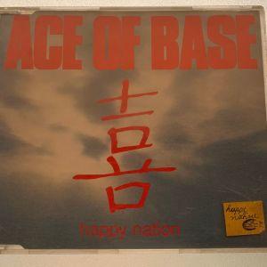 Ace of base - Happy nation 3-trk cd single