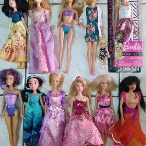 Κούκλες Barbie και Disney