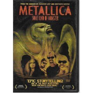 2 DVD / METALLICA / SOME KIND OF MONSTER / ORIGINAL DVD