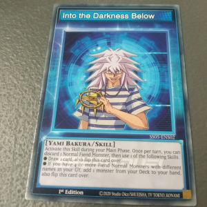 Skill Cards (Bakura)