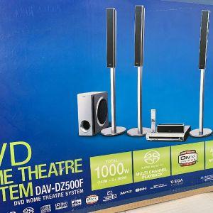 DVD Home Cinema Set SONY DAV-DZ500